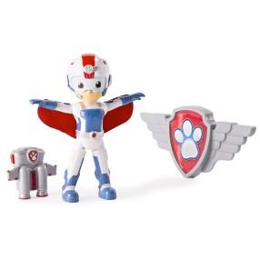 Psi Patrol - Figurka akcji z odznaką Powietrzny Ryder 20078877