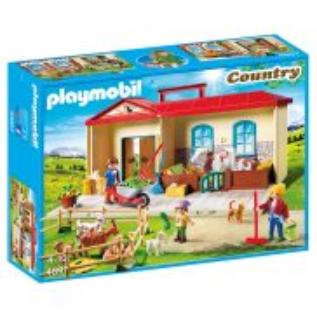 Playmobil - Przenośne gospodarstwo rolne 4897