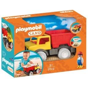 Playmobil - Wywrotka do piasku 9142