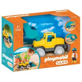 Playmobil - Koparka do piasku 9145