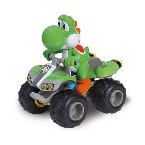 Carrera RC - Mario Kart 8 Quad Yoshi 2.4GHz 1:20 200997