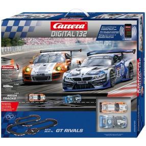 Carrera DIGITAL 132 - GT Rivals + WiFi 30185