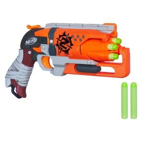 Hasbro Nerf Zombie Strike - Wyrzutnia Hammershot A4325