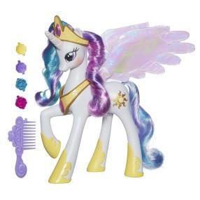 My Little Pony - Księżniczka Celestia Mówi PO POLSKU! A0633