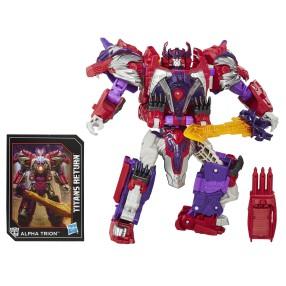 Hasbro Transformers Generations - Figurka Autobot Sovereign i Alpha Trion B8352
