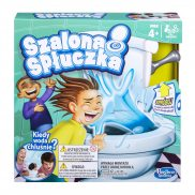 Hasbro - Gra Szalona Spłuczka C0447