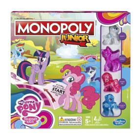 Hasbro - Monopoly Junior My Little Pony B8417 Polska Wersja!
