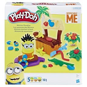 Play-Doh - Ciastolina Minionkowy raj B9028