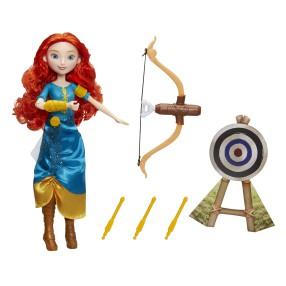 Hasbro Disney Princess - Aktywna księżniczka Merida B9147