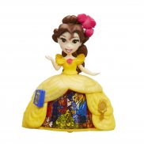 Hasbro Disney Princess - Mini laleczka w balowej sukni Bella B8964
