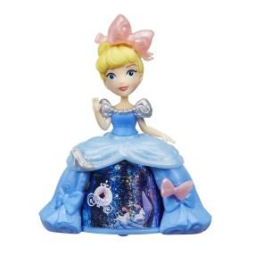 Hasbro Disney Princess - Mini laleczka w balowej sukni Kopciuszek B8965