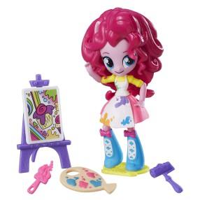 My Little Pony Equestria Girls Minis - Lekcja malarstwa Pinkie Pie B9472