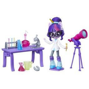My Little Pony Equestria Girls Minis - Nauki ścisłe Twilight Sparkle B9483