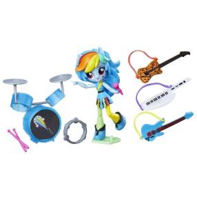 My Little Pony Equestria Girls Minis - Lekcja rockowej muzyki Rainbow Dash B9484