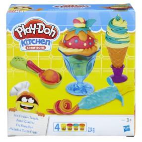 Play-Doh - Ciastolina Lodowa uczta B1857