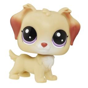 Littlest Pet Shop - Figurka podstawowa Piesek Ginny Junebug B9825