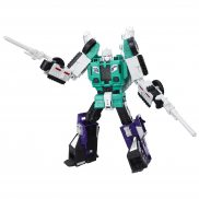 Hasbro Transformers Generations Titans Return - Figurka Six Shot and Decepticon Revolver C0286