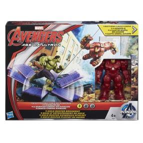 Hasbro Avengers - Zestaw Hulk Buster Breakout B1663