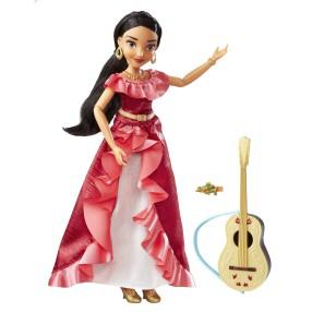 Hasbro Disney Elena z Avaloru - Lalka śpiewająca z gitara B7912