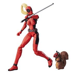 Marvel Legends - Figurka Lady Deadpool C0325