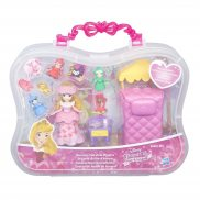 Hasbro Disney Princess - Zestaw senne marzenie i lalka Aurora B5342