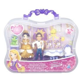 Hasbro Disney Princess - Zestaw Królewskie wesele i lalka Roszpunka B5343