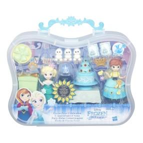 Hasbro Disney Frozen Kraina Lodu - Zestaw Gorączka lodu Lalka Anna i Elsa B5192