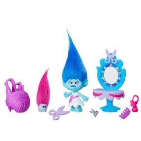 Hasbro Trolle - Zestaw 4 Figurek Dzikie Włosy B7364