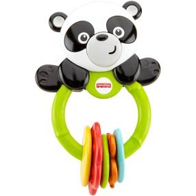 Fisher-Price - Panda grzechotka - klekotka CGR90