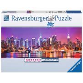 Ravensburger - Puzzle Światła Manhattanu 1000 elem. 150786