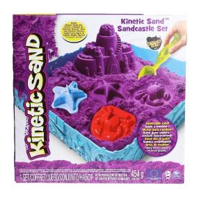 Kinetic Sand - Podwodny świat Piasek kinetyczny fioletowy 454g 20078910