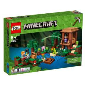 LEGO Minecraft - Chatka czarownicy 21133