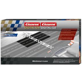 Carrera Digital 124/132 - Multistart Lane 30370