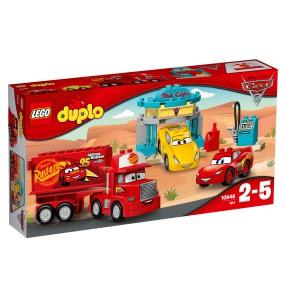 LEGO Auta 3 - Kawiarnia Flo 10846