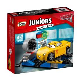 LEGO Auta 3 - Symulator wyścigu Cruz Ramirez 10731