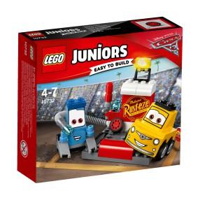 LEGO Auta 3 - Punkt serwisowy Guido i Luigiego 10732