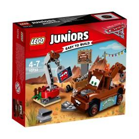 LEGO Auta 3 - Składowisko u Złomka 10733