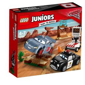 LEGO Auta 3 - Trening szybkości 10742