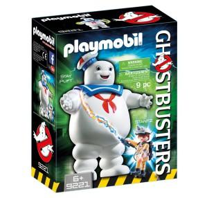 Playmobil - Pogromcy Duchów - Stay Puft Marshmallow Man 9221