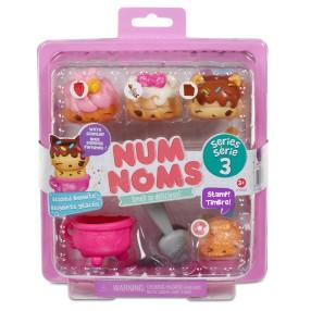 Num Noms - Zestaw startowy Seria 3 Glazed Donuts 546337