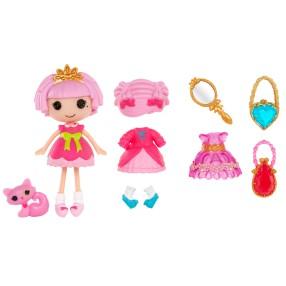 Lalaloopsy - Style 'N' Swap Mini Lalka Jewel Sparkles 546573