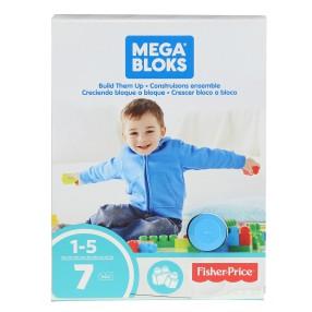 Mega Bloks First Builders - Moje klocki 7 elem. CPC55