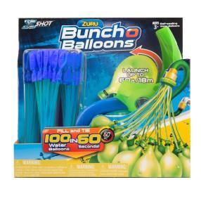 Bunch O Balloons - Wyrzutnia + balony Niebieskie 01241 B