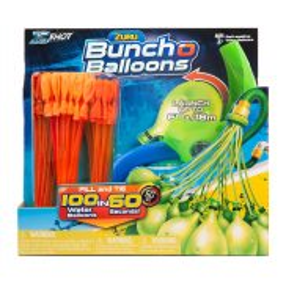 Bunch O Balloons - Wyrzutnia + balony Pomarańczowe 01241 A