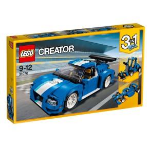 LEGO Creator - Track Racer Turbo 3w1 31070