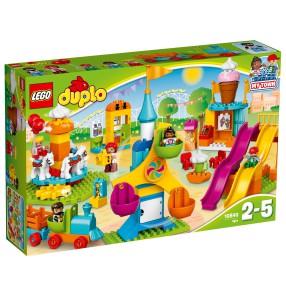 LEGO Duplo - Duże wesołe miasteczko 10840
