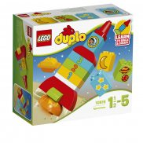 LEGO Duplo - Moja pierwsza rakieta 10815