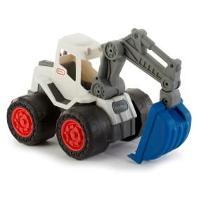 Little Tikes - Pojazdy budowlane Dirt Diggers Koparka 2w1 642951