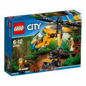 LEGO CITY - Helikopter transportowy 60158