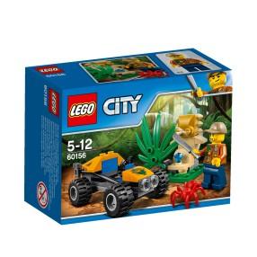 LEGO CITY - Dżunglowy łazik 60156